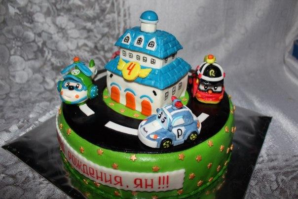 Красивый торт фото 10